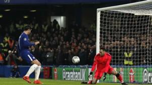 David Ospina Chelsea - Arsenal EFL CUP