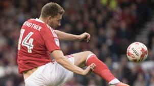 Nicklas Bendtner Nottingham Forest Championship