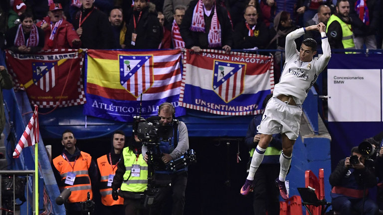 Ronaldo La Liga 2142017