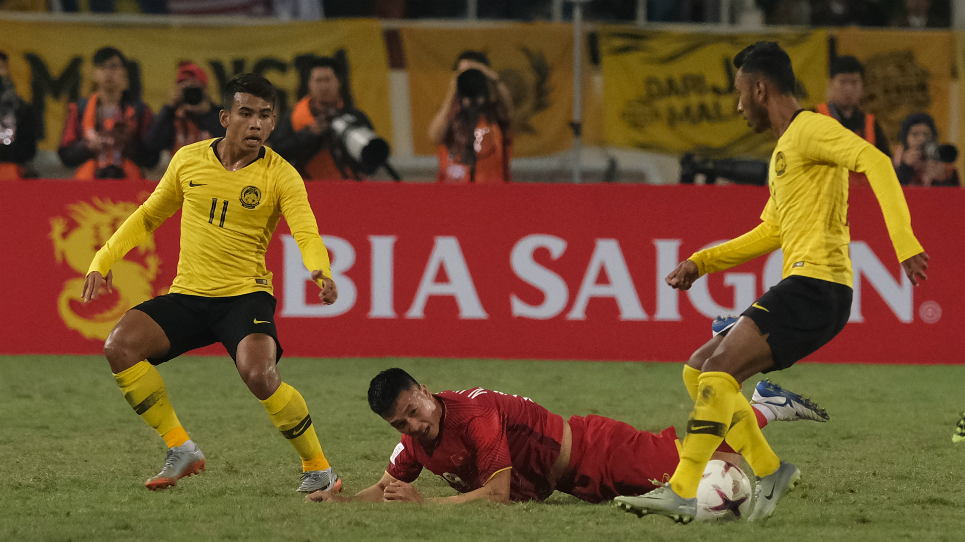 Akram Mahinan, Malaysia, 2018 AFF Suzuki Cup