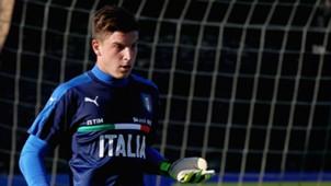 Alex Meret, Italy U21, 10042016