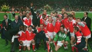 Arsenal Parma UEFA Cup Winners Cup 1994