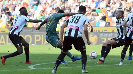 Souhaio Meitè Udinese Torino Serie A