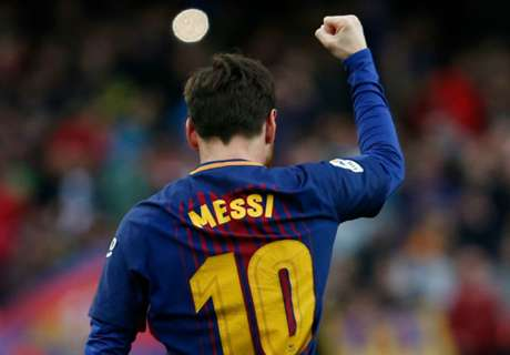 Messi levels with CR7 in trademark battle