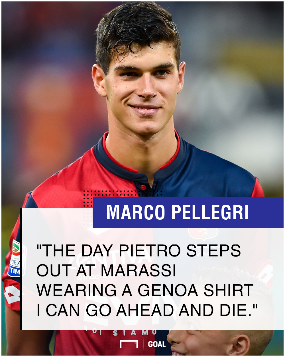Pietro Pellegri father PS