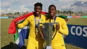 Amajita win Cosafa Cup 2017