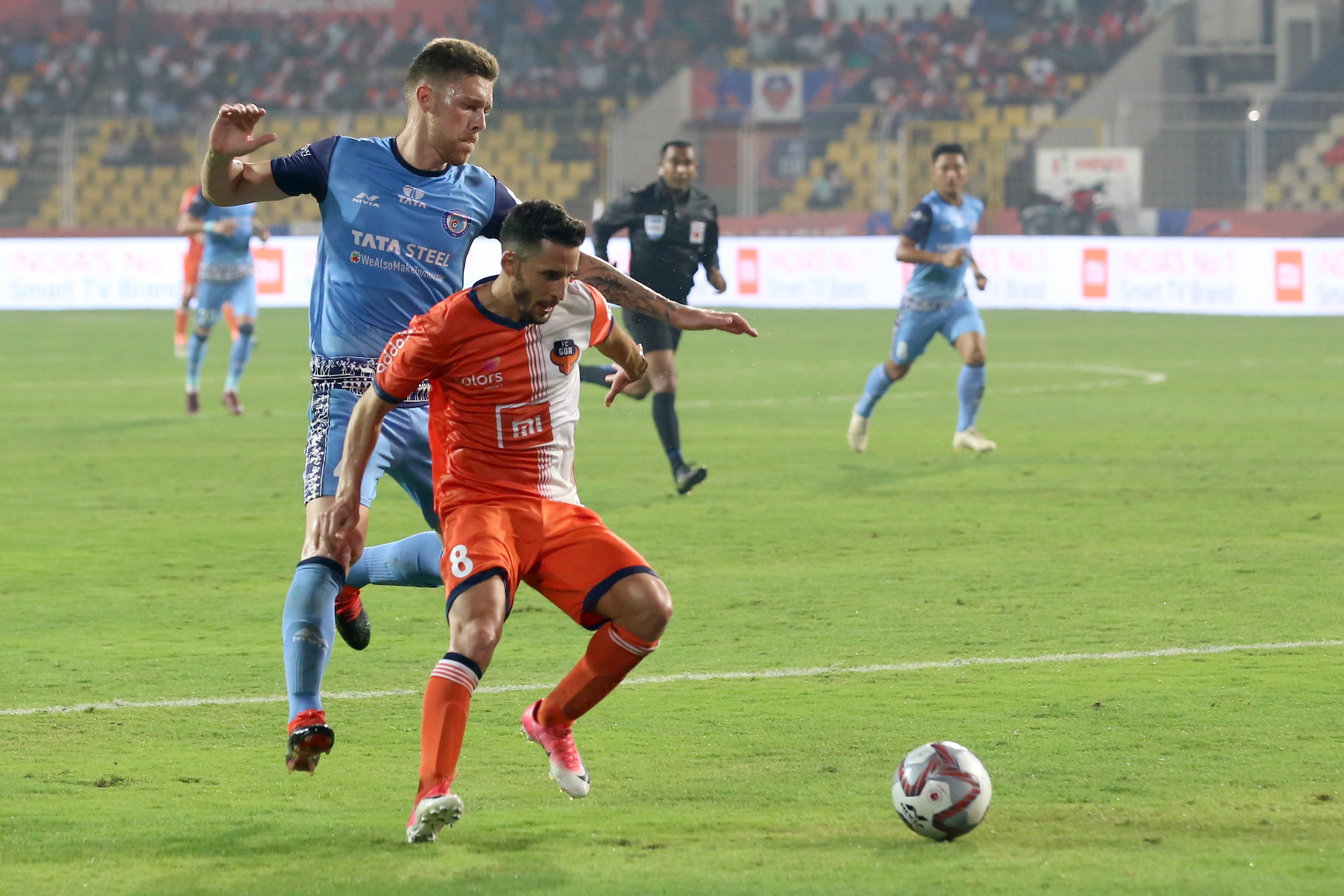 FC Goa v Jamshedpur FC, Indian Super League