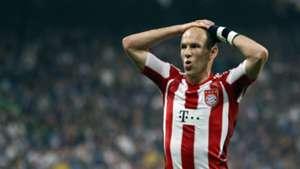 Arjen Robben FC Bayern München 22052010