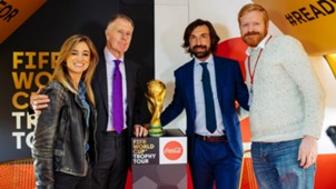 Coca-Cola WC Trophy Tour 7