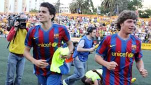 Bartra Sergi Roberto Barcelona B