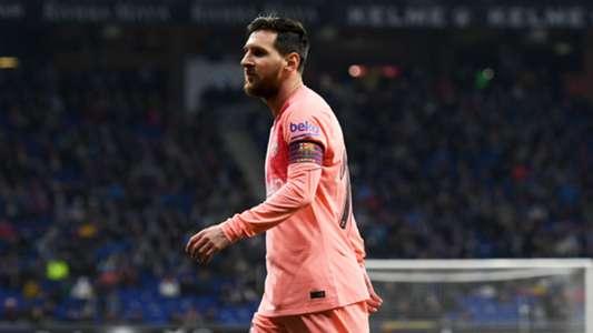 Lionel Messi Barcelona La Liga 08122018