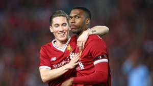 Daniel Sturridge Sydney FC v Liverpool Friendly 24052017