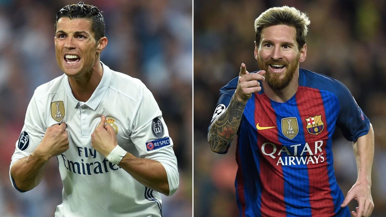 Messi, Ronaldo & Tim Terbaik 2017 EA Sports FIFA