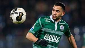 Zakaria El Azzouzi, Willem II - Sparta, Eredivisie 01272017