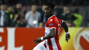 Richmond Boakye, Red Star Belgrade