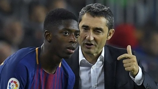'We have training' - Valverde warns Dembele despite Spurs goal