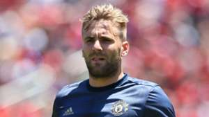 Luke Shaw, Man Utd