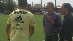 Paulo Cesar Carpegiani Flamengo 09 01 18
