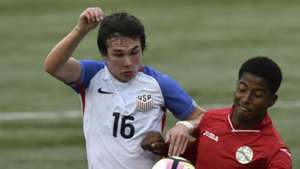Taylor Booth United States U17 World Cup