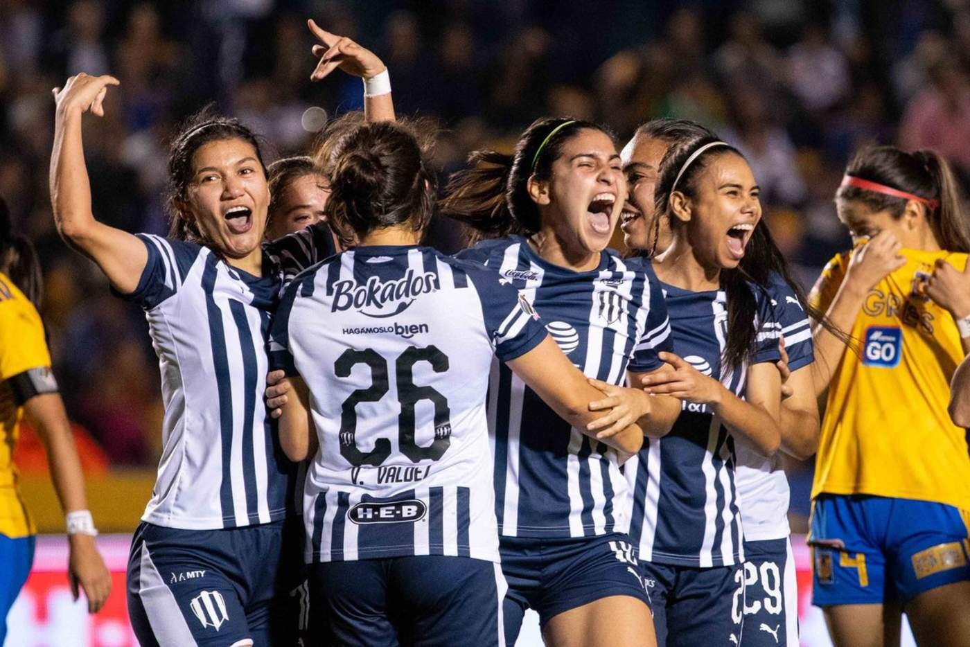 Tigres vs Monterrey Clausura 2019