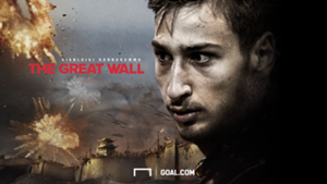Donnarumma Great Wall