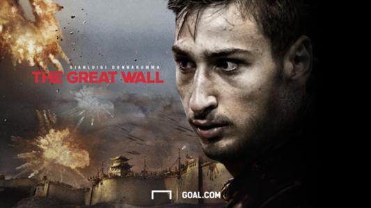 Donnarumma Great Wall