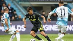 Dybala SPAL Juventus Serie A
