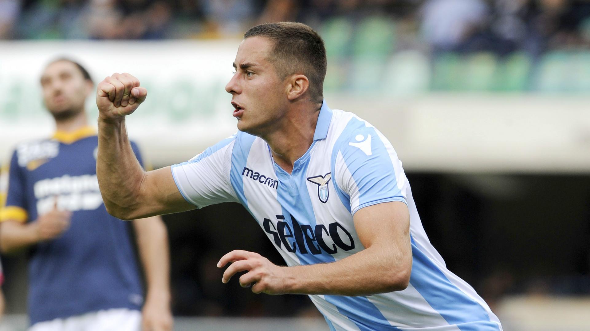 Adam Marusic, Lazio, Serie A, 24092017