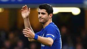Alvaro Morata Chelsea Brighton Premier League