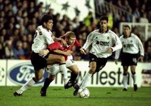 Manchester united valencia 2000
