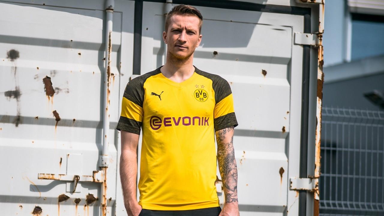 Borussia Dortmund - New Home Kit 2018/19