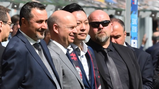 Mirabelli Fassone Milan Serie A