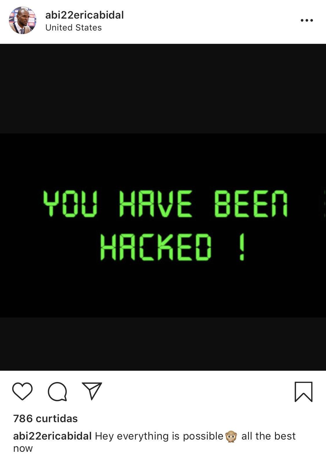 Abidal Instagram Cruyff Message
