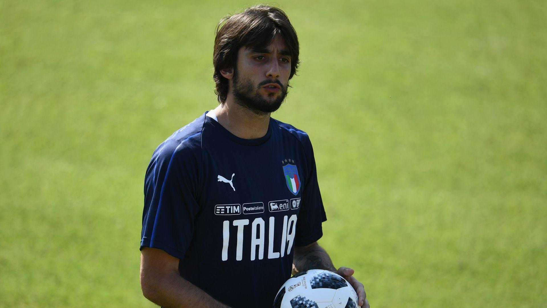 Mattia Perin Italy