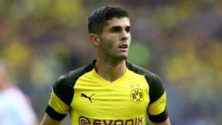 Christian Pulisic Borussia Dortmund 08262018