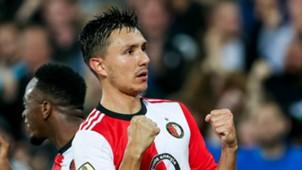 Steven Berghuis, Feyenoord - ADO, KNVB Beker 09202017