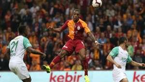Garry Rodrigues Galatasaray Bursaspor 10192018