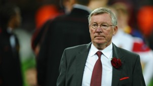 Alex Ferguson Manchester United Champions League 2011