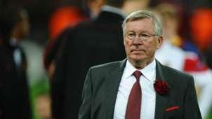 Alex Ferguson Manchester United Champions League 2011