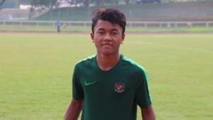 Cecep - Indonesia U-16