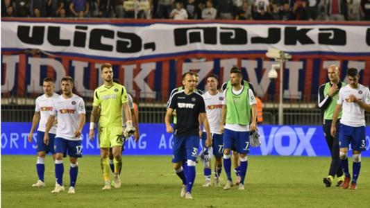 Hajduk 1. HNL 07102018