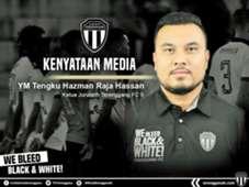 Tengku Hazman Raja Hassan statement, Terengganu FC II, 12022019