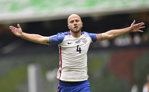 Michael Bradley USA Mexico 06112017