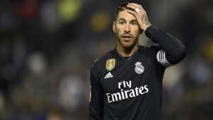 Real Madrid Sergio Ramos 11112018