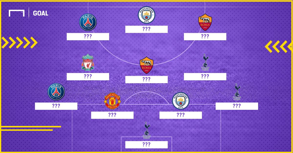 Champions League TOTW 4