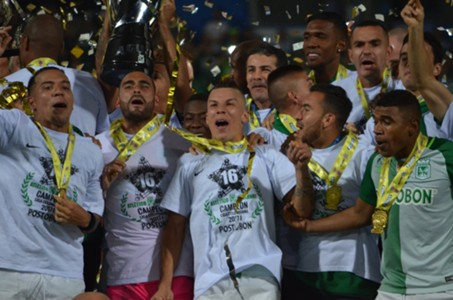Atlético Nacional Campeón 2017 I