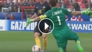 James Troisi Goal Chile Australia 250517