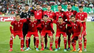 Iran national team 2018