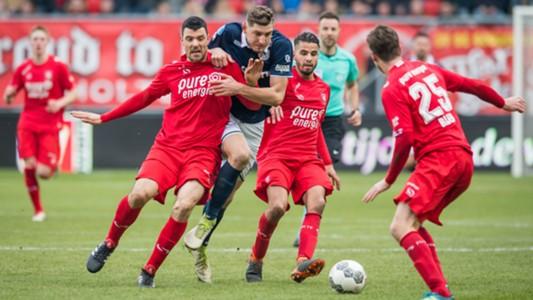 FC Twente - Sparta Rotterdam, Eredivisie 02182018