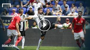 highlights Juventus Benfica